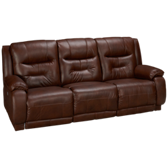 Cresent Power Sofa Recliner with Power Headrest