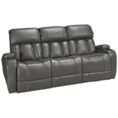 Jamestown Power Sofa Recliner with Console