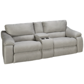 Gravity Sofa Recliner with Console