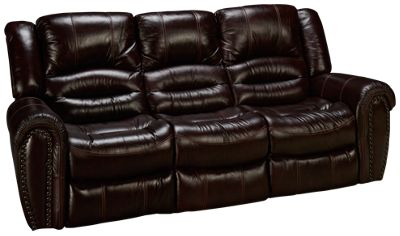 crosstown leather power sofa recliner furniture