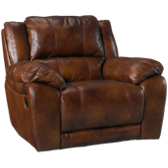 Breakthrough Leather Recliner