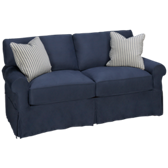 Nantucket Full Sleeper Loveseat (also available in Sunbrella)