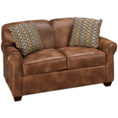 Mayhew Sleep Twin Memory Foam Sleeper Loveseat