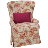 Janelle Accent Chair (also available in Sunbrella)