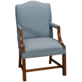 Martha Washington Accent Chair