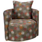 Crosby Swivel Accent Chair