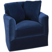 Choices Accent Swivel Chair