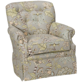 Richmond Accent Swivel Glider (also available in Sunbrella)
