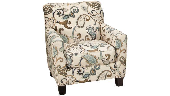 Ashley Yvette Yvette Accent Chair Jordan S Furniture