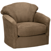Brewster Accent Swivel Chair