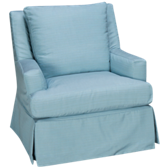 Sunbrella - Mitchell Accent Swivel Glider