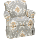 Studio Accent Swivel Rocker (also available in Sunbrella)
