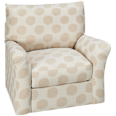 Jonathan Accent Swivel Chair