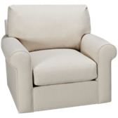 Vivian Accent Swivel Chair
