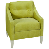 Masquerade Accent Chair (also available in Sunbrella)