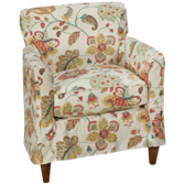 Hermitage Accent Chair with Slipcover