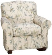 Accent Rocker with Slipcover