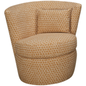 Jasper Accent Swivel Chair