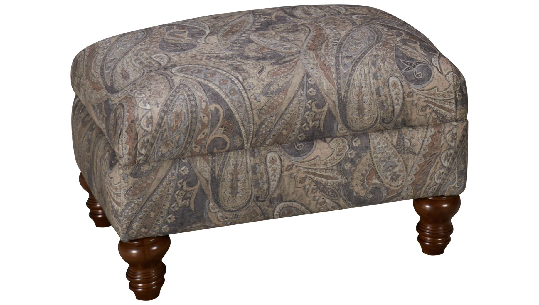 Klaussner Home Furnishings Sinclair Accent Ottoman
