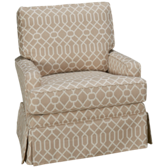Track Sofa Swivel Glider
