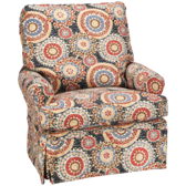 Swivel Glider with Slipcover