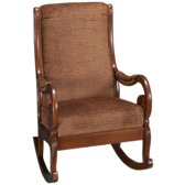Jennings Rocker (also available in Sunbrella)