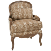 UE Roll Arm Accent Chair