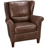 Weston Leather Accent Chair