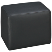 Bauer Accent Cube Ottoman