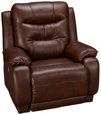 southern motion cresent power wall recliner with power headrest