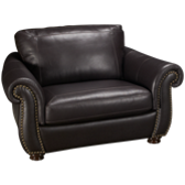 Chartley Leather Power Recliner