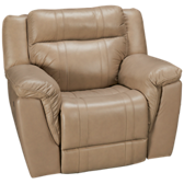 Gage Leather Power Recliner