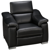 Metro Leather Power Recliner