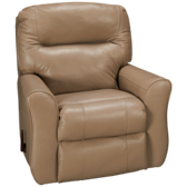 Schwartz Leather Recliner