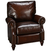 Foster Leather Recliner