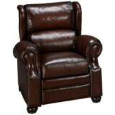 Van Gogh Leather Recliner