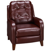 Bonded Leather Recliner