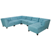Belaire 6 Piece Sectional