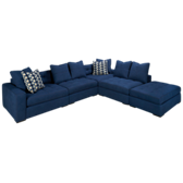 Noah 5 Piece Sectional