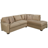 Vivan Oat 2 Piece Sectional Package