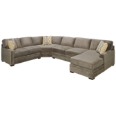 Choices 4 Piece Sectional