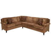 Sutton 2 Piece Sectional