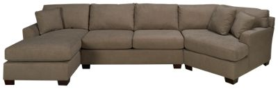 Roll Over To Zoom  sc 1 st  Jordanu0027s Furniture : max home sectional - Sectionals, Sofas & Couches