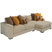 Lombardy 2 Piece Sectional