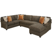 Morgan 3 Piece Sectional