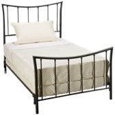Twin Edgewood Bed