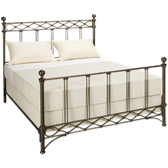 Queen Argyle Bed