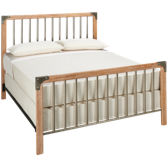 Esquire Queen Bed