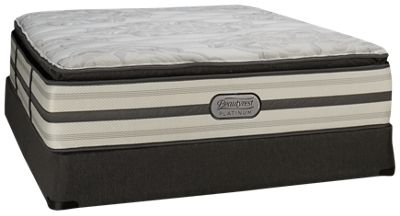 beautyrest major luxury firm pillow top mattress set