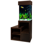 Mystic 47 Gallon Fish Tank